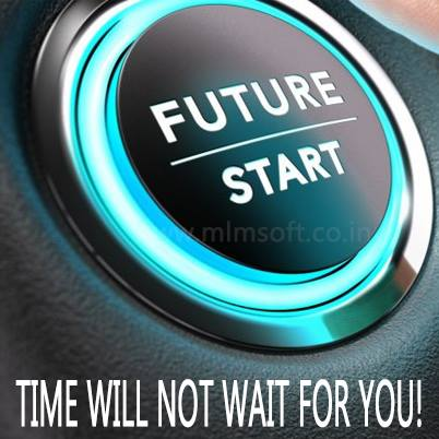 Your time to launch a new multi-level marketing concept.