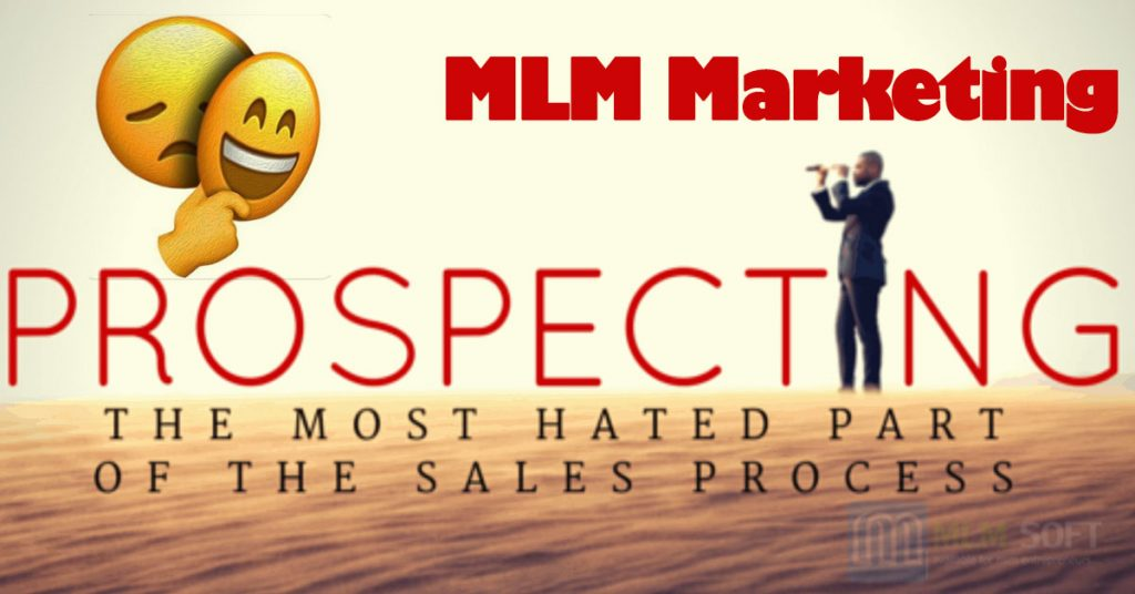MLM Marketing and Prospecting right people
