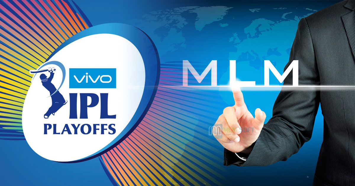IPL2019 Playoff going to end and It's time for MLM
