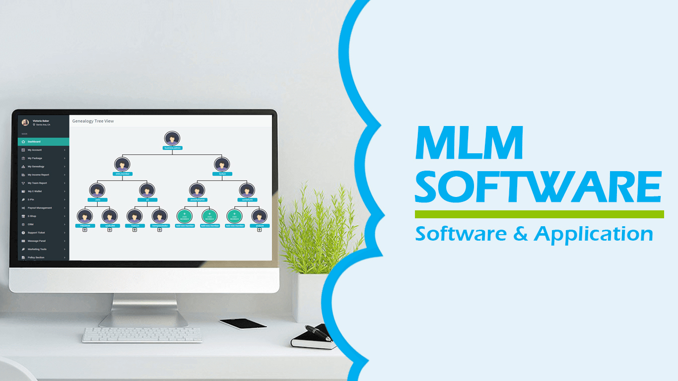 Network marketing software development Company