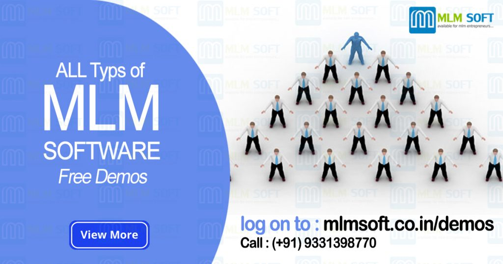 All Types MLM Software Free Demo