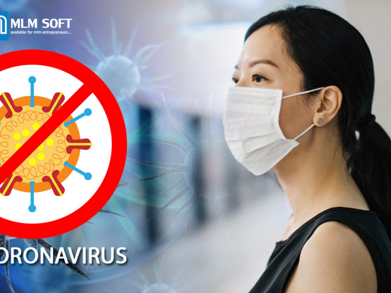 Stop coronavirus and protect you and others